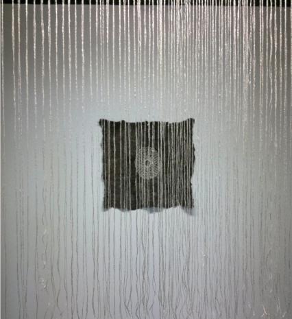 Span installed in Broom Room gallery